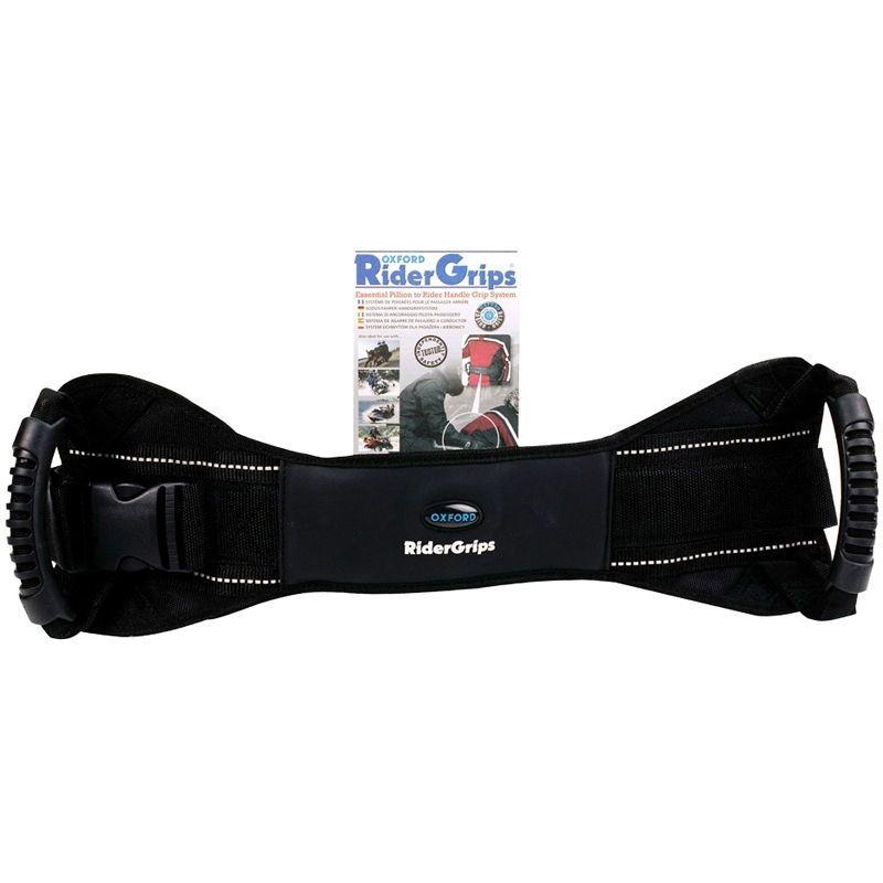 Cinturon Oxford con agarres para pasajero