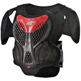 Peto Alpinestars A-5 S Youth Body Arm