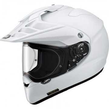 Casco Shoei Hornet ADV Blanco Brillo