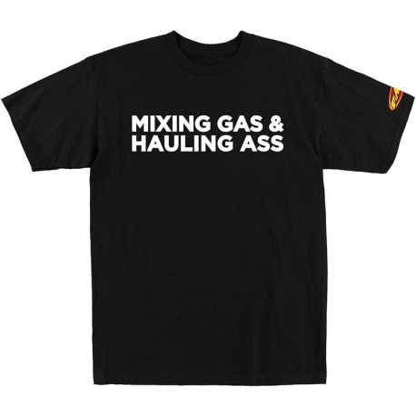 Camiseta FMF Gass Negra
