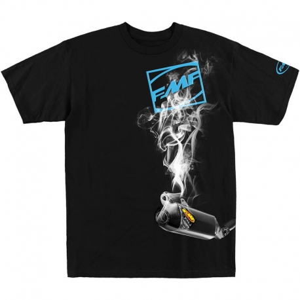 Camiseta FMF Boxcage Negra