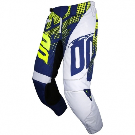 Pantalon Shot Devo Kid Venom Azul