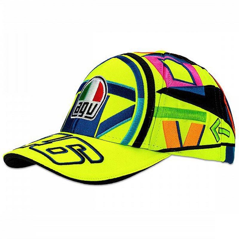 1584cf1cc2271 Gorra Valentino Rossi Classic Infantil - Motos Flandro