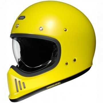 Casco Shoei Ex-Zero Amarillo