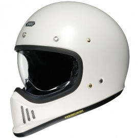 Casco Shoei Ex-Zero Blanco