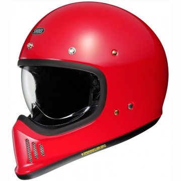 Casco Shoei Ex-Zero Rojo