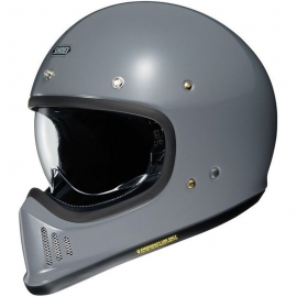Casco Shoei Ex-Zero Basalt Grey