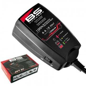 Cargador de baterías BS Charger