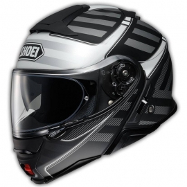 Casco Shoei Neotec 2 Splicer Tc-5 Blanco Negro