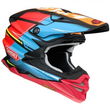 Casco Shoei VFX-WR Zinger TC-10