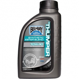 Aceite Bel-Ray 4T 10W40 Thumper Racing Syn