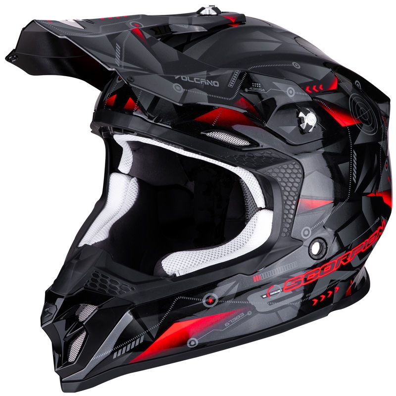 Casco Scorpion VX-16 Punch