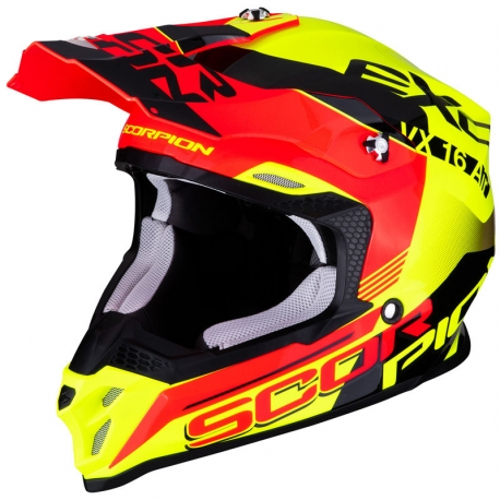 Casco Scorpion VX-16 Arhus