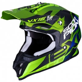Casco Scorpion VX-16 Albion