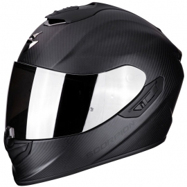 Casco Scorpion Exo 1400 Air Carbon Negro Mate