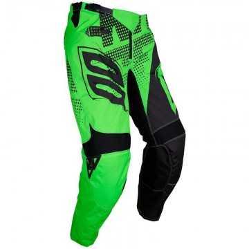 Pantalon Shot Devo Kid Venom Verde Fluor