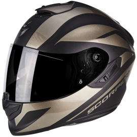 Casco Scorpion Exo 1400 Air Freeway 2 TITANIO