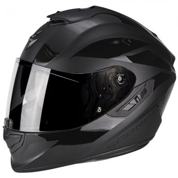 Casco Scorpion Exo 1400 Air Freeway 2 NEGRO
