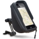 """Portanavegador Shad - Smartphone 6.6"""" Retrovisor con bolsill"""