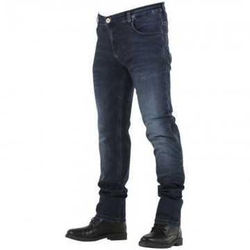 Pantalón Overlap Monza Dark Blue Homologado
