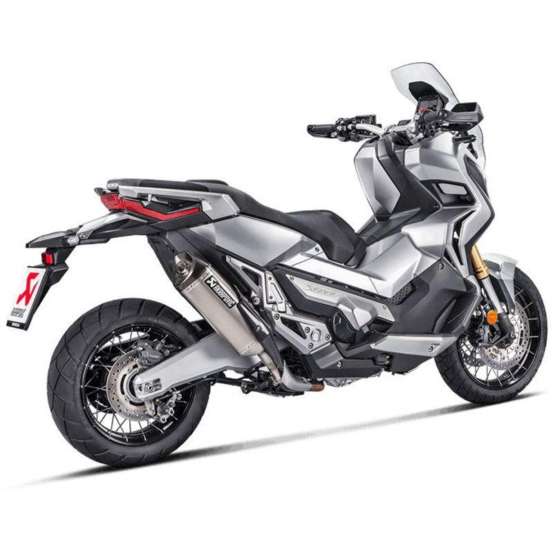 Tubo de escape Akrapovic Honda X-ADV 2017/2018