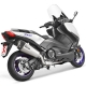 Linea completa Akrapovic Yamaha T-Max 2017-2018