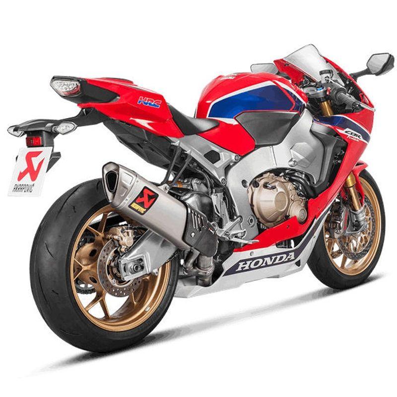 Tubo de escape Akrapovic Honda CBR1000RR
