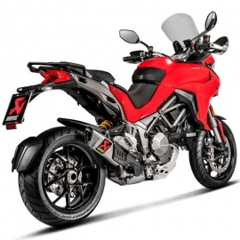 Tubo de escape Akrapovic Multistrada 1260