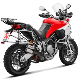 Tubo de escape Akrapovic Multistrada Enduro