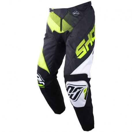 Pantalon Shot Devo Kid Ultimate Amarillo Fluor