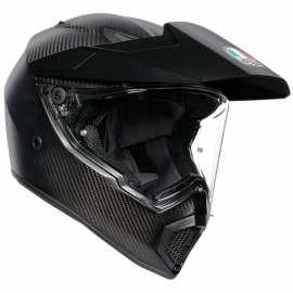 Casco Agv Ax-9 Matt Carbon