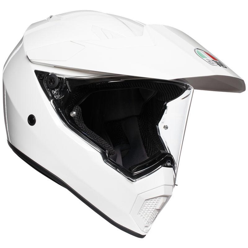 Casco Agv Ax-9 White