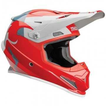 Casco Thor Sector Shear Red / Light Gray