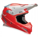Casco Thor Sector Shear Red / Light Gray