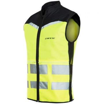 Chaleco Dainese High Vis Explorer