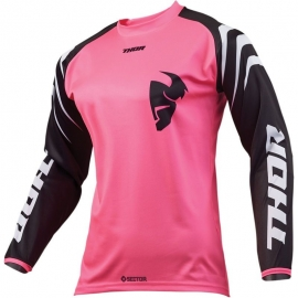 Camiseta Thor Sector Women Zones Pink