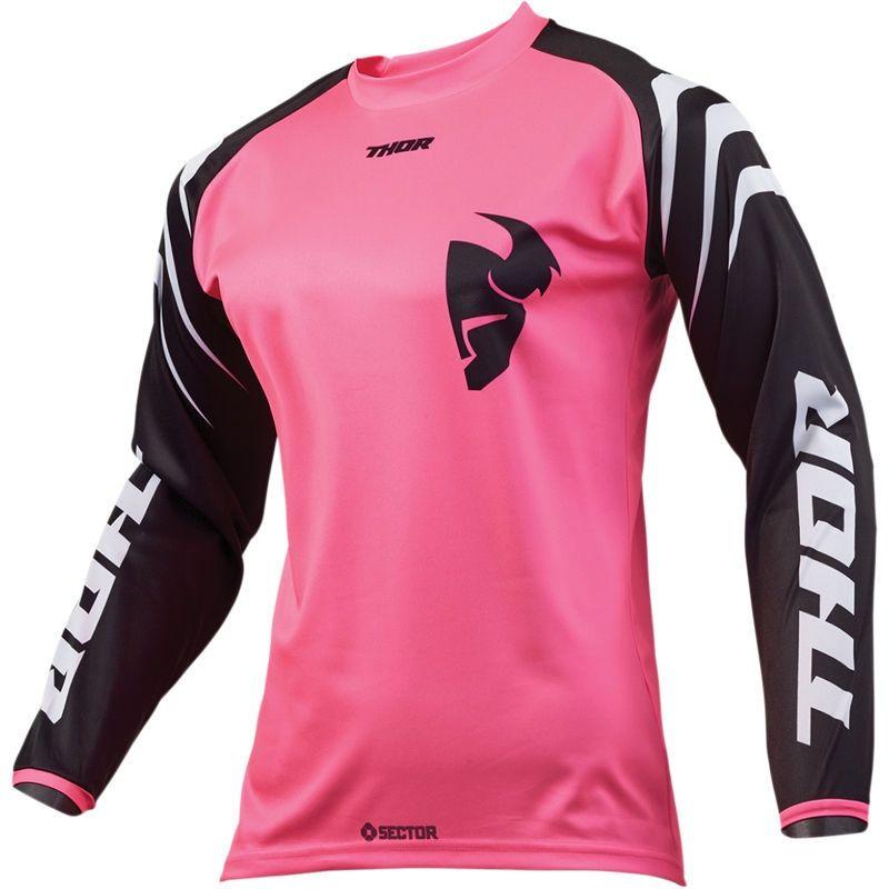 Camiseta Thor Sector Women Zones Pink