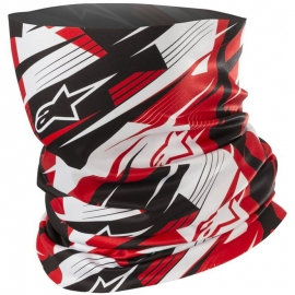 Braga Alpinestars Blurred Neck Tube