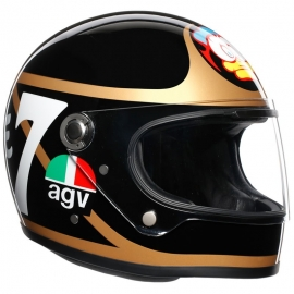 Casco Agv X3000 Barry Sheene