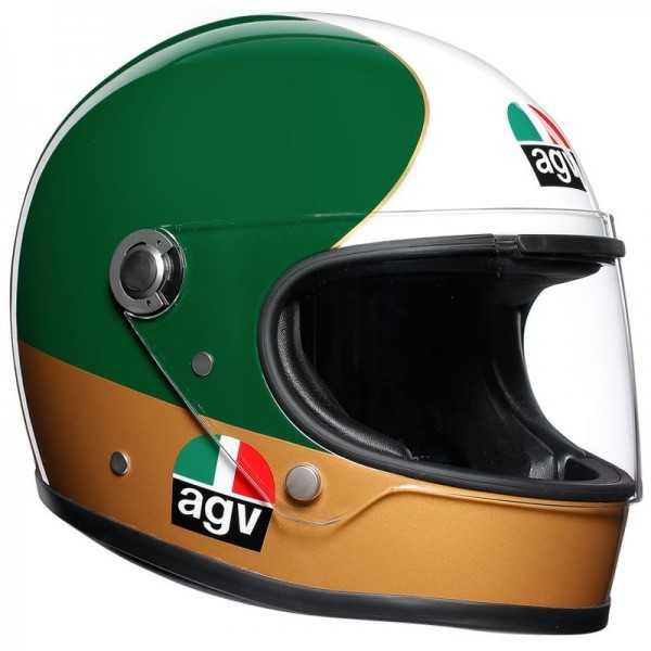 Casco Agv X3000 Ago 1