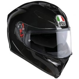 Casco Agv K5 S Negro Brillo