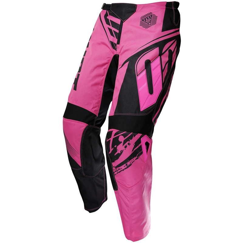 Pantalon Shot Devo Kid Fast Rosa