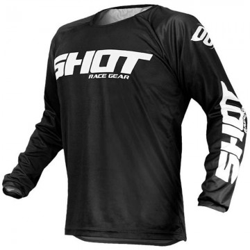 Camiseta Shot Devo Raw