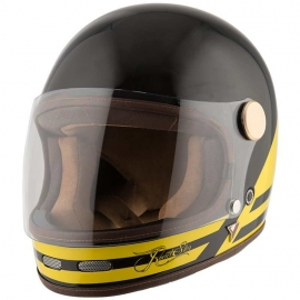 Casco By City Roadster II Black Yellow