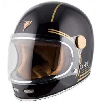 Casco By City Roadster II Black Gold