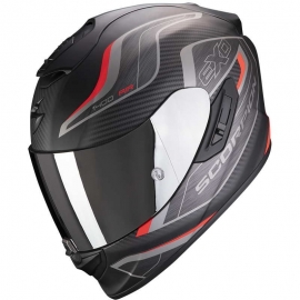 Casco Scorpion Exo 1400 Air Attune Rojo