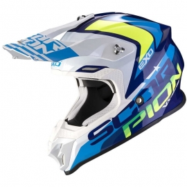 Casco Scorpion VX-16 Nation