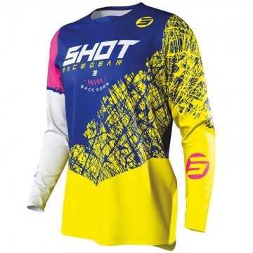 Camiseta Shot Devo Kid Storm