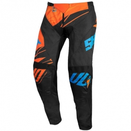 Pantalon Shot Devo Kid Ventury Orange Cyan