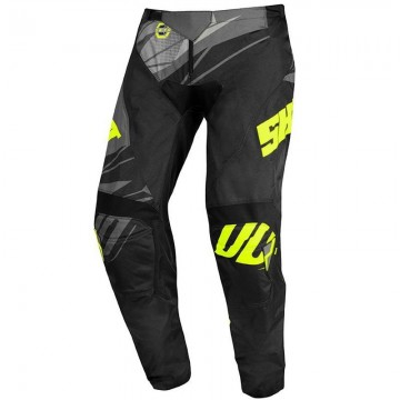 Pantalon Shot Devo Kid Ventury Grey Neon Yellow